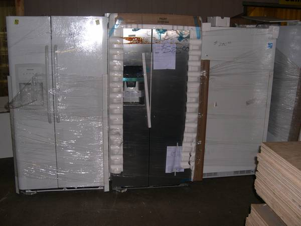 New Appliances Building Materials Bargain Center