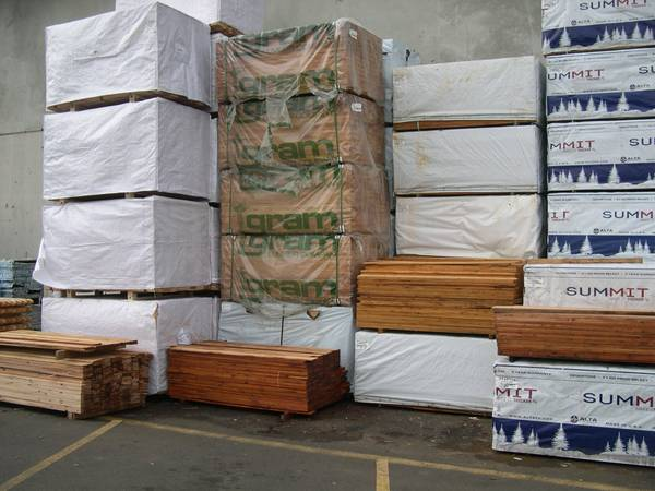 FENCING CEDAR & FIR | Building Materials Bargain Center